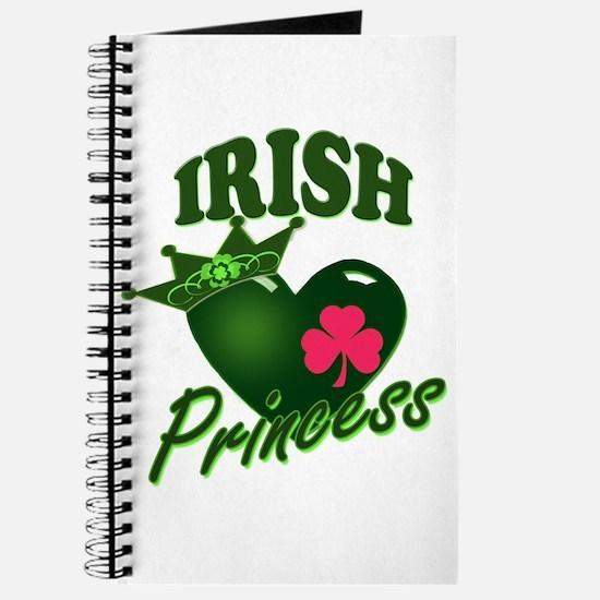 Irish Princess Journal