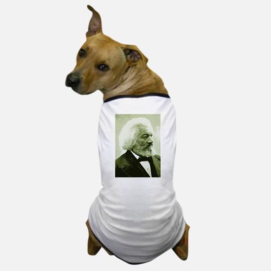 Frederick Douglass Dog T-Shirt