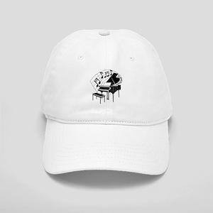 Grand Piano Notes Cap