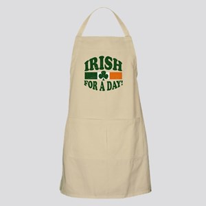 Irish For A Day Apron