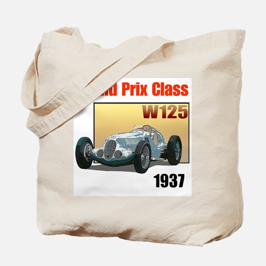 The 1937 W125 Tote Bag