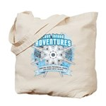 Lost Island Adventures Tote Bag