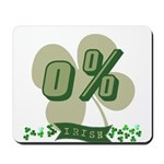 0% Irish Mousepad