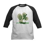 0% Irish Kids Baseball Jersey