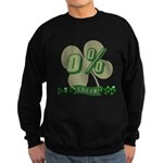 0% Irish Sweatshirt (dark)