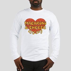 Macaroni & Cheese Long Sleeve T-Shirt