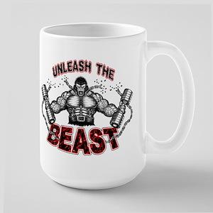 Unleash The Beast Large Mug