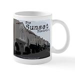 Sunset District Mug