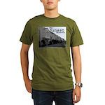 Sunset District Organic Men's T-Shirt (dark)