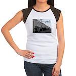 Sunset District Women's Cap Sleeve T-Shirt