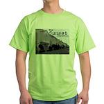 Sunset District Green T-Shirt