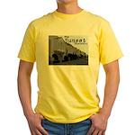 Sunset District Yellow T-Shirt