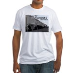 Sunset District Fitted T-Shirt