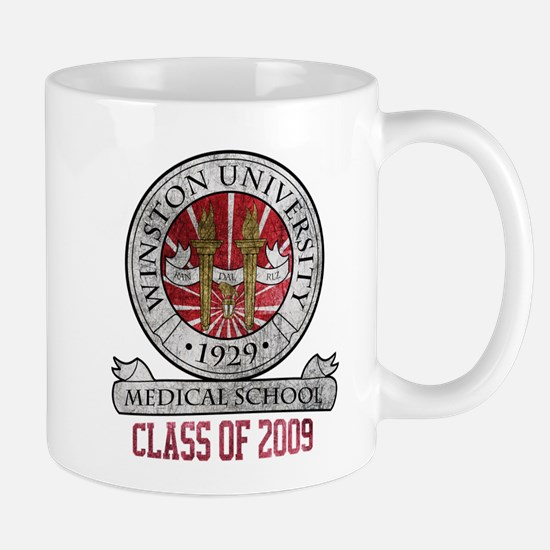 Winston University - Class of 2009 Mug