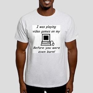 1st Video Gamer Light T-Shirt