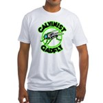 Calvinist Gadfly Fitted T-Shirt