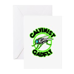 Calvinist Gadfly Greeting Cards (Pk of 10)