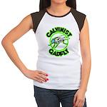 Calvinist Gadfly Women's Cap Sleeve T-Shirt