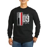 Race Flags M Long Sleeve Dark T-Shirt