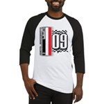 Race Flags M Baseball Jersey