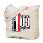 Race Flags M Tote Bag