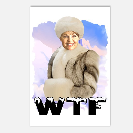 WTF Postcards (Package of 8)