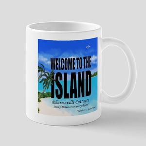 Welcome to the Island Mug