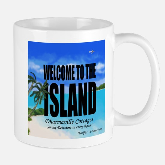 Welcome to the Island Mug