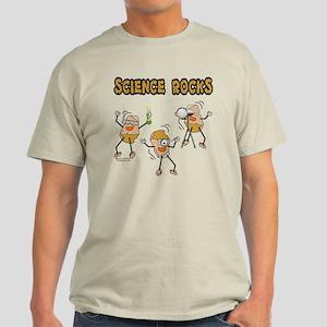 Science Rocks Light T-Shirt