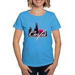 Women's T-Shirt (blue or purple)