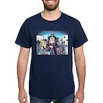 Queen of Hearts Dark T-Shirt