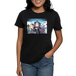 Queen of Hearts Women's Dark T-Shirt