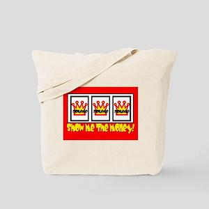 Triple Doubles! Tote Bag