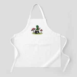 Skuzzo Leprechaun on the Pot Apron