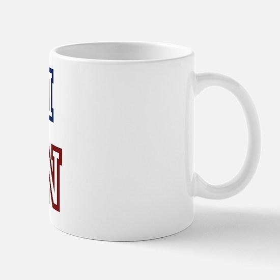 TEAM VONN Mug