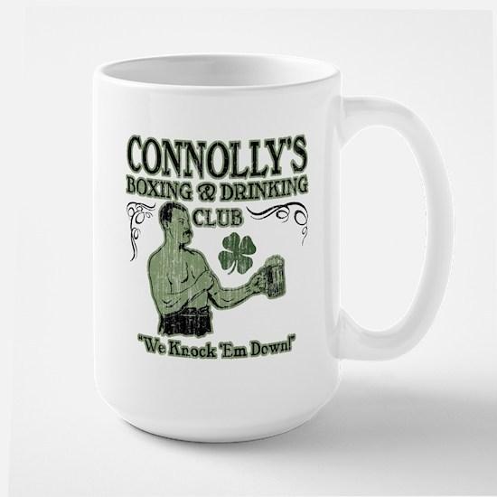Connolly's Club Large Mug