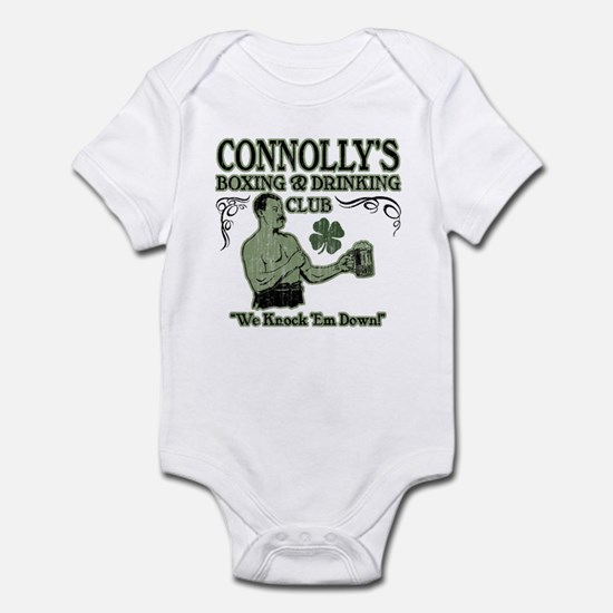 Connolly's Club Infant Bodysuit