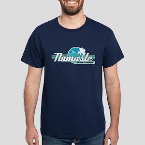 Lost Namaste Dharma Dark T-Shirt