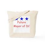 Future Mayor of DC Tote Bag