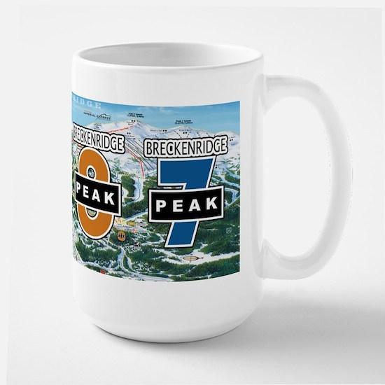 Breckenridge Colorado Large Mug