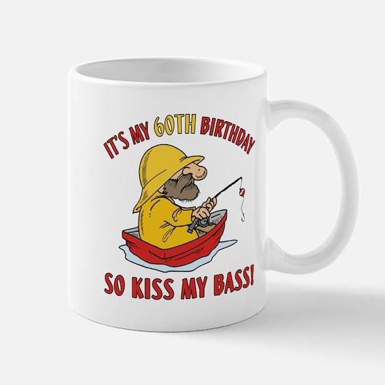 Fishing Gag Gift For 60th Birthday Mug
