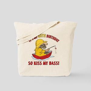Fishing Gag Gift For 60th Birthday Tote Bag