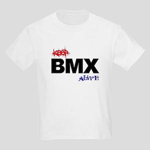 Keep BMX Alive Kids Light T-Shirt