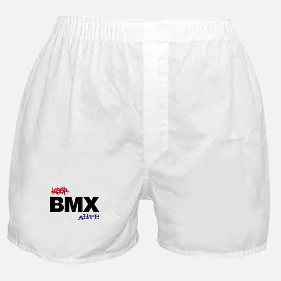 Keep BMX Alive Boxer Shorts