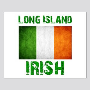 Long Island IRISH Small Poster