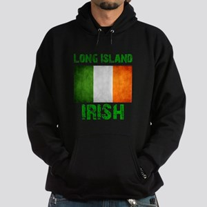 Long Island IRISH Hoodie (dark)