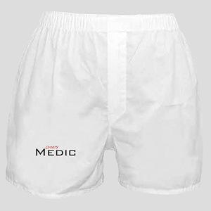 Ornery Medic Boxer Shorts