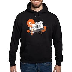 Mix Tape Hoodie (dark)