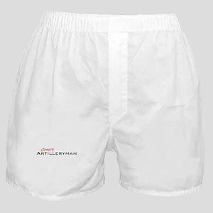 Ornery Artilleryman Boxer Shorts