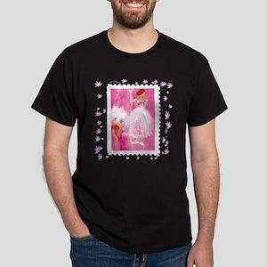 Ballerina latida Dark T-Shirt